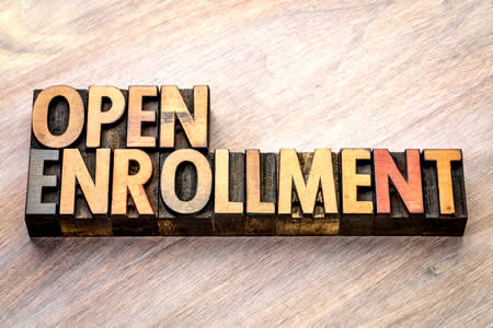 Open Enrollment Time