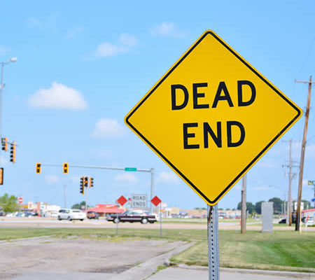 Life is a Flow, Not a Dead End Street
