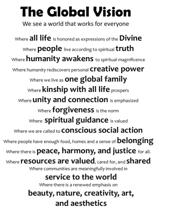 The Global Vision