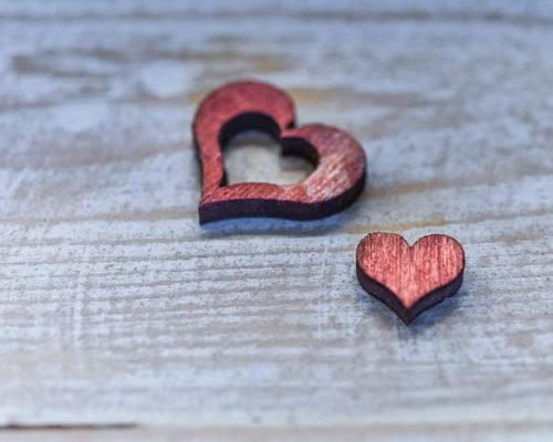 Hearts Breaking Open