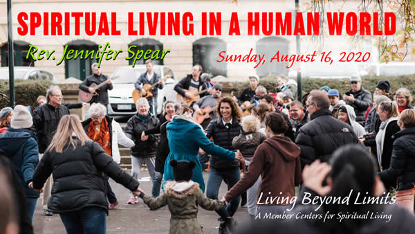 Spiritual Living in A Human World