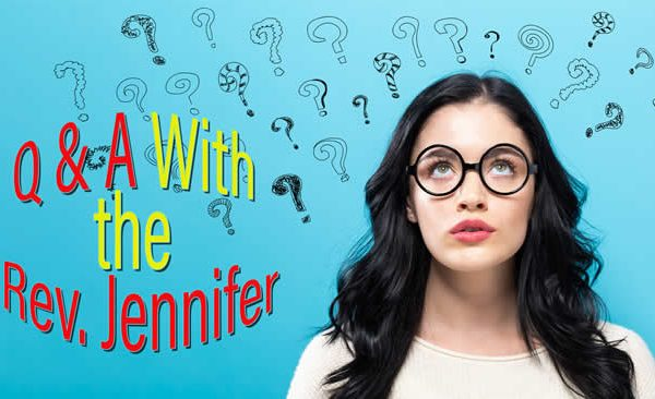 Q&A with the Rev. Jennifer